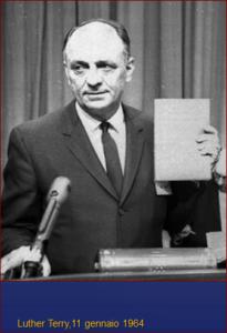 Il rapporto Therry del gennaio 1964